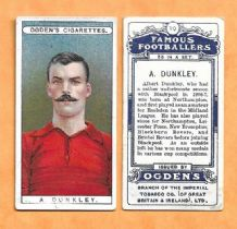 Blackpool Arthur Dunkley 10